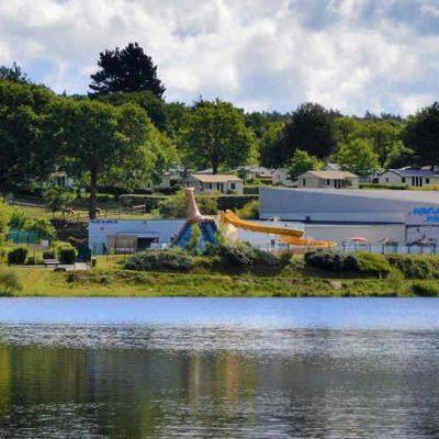 Camping au Bocage du Lac à Jugon les lac en Bretagne