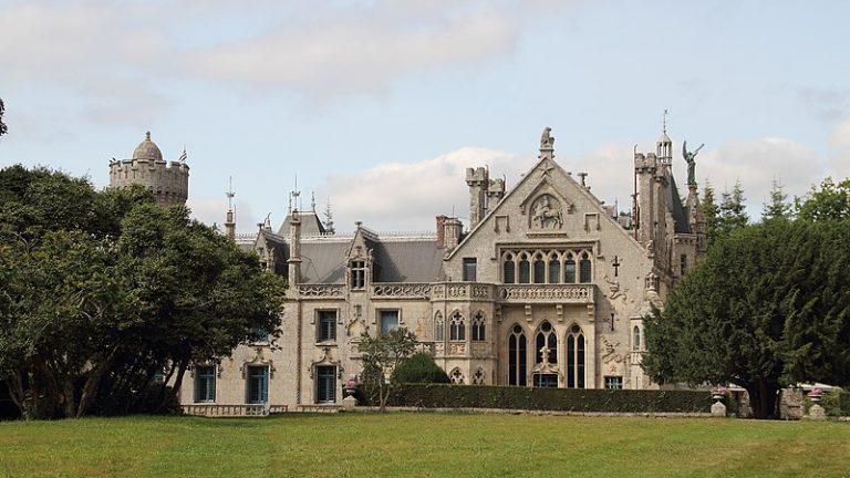Le Château De Keriolet à Concarneau